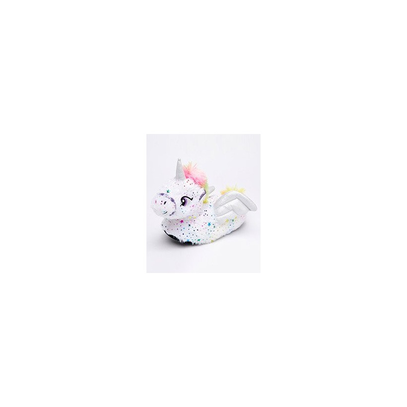 """Stars Unicorn Slippers in """"White""""  by GET IT NOW"""