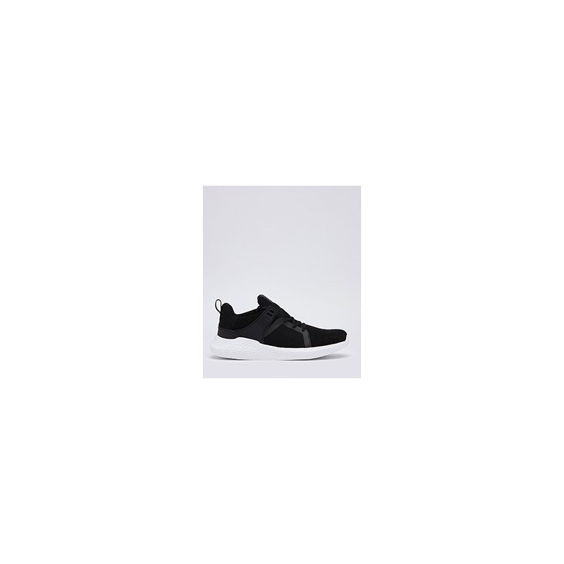 Salvage Shoes in Black/White by Lucid