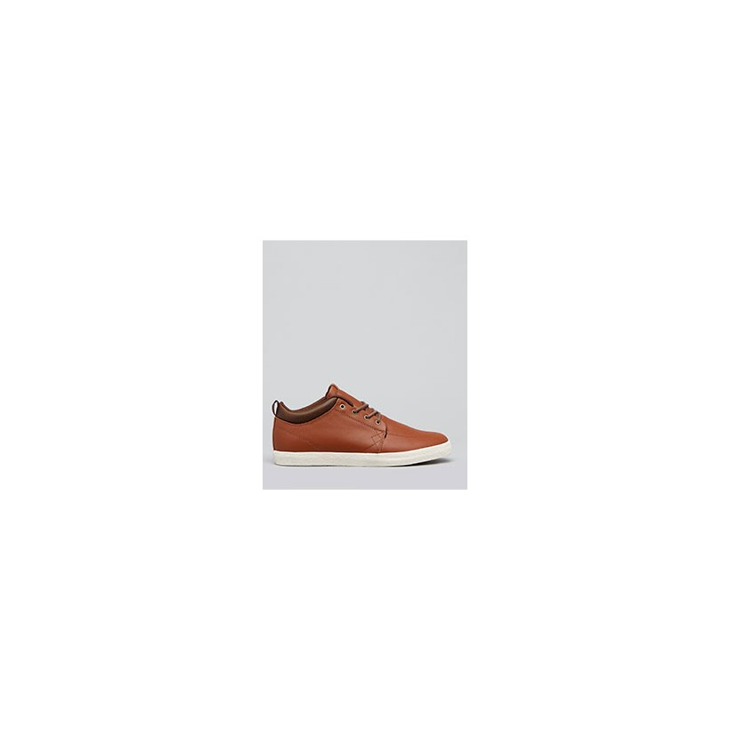"""GS Chukka Hi-Top Shoes in """"Brown/Antique Crepe""""  by Globe"""