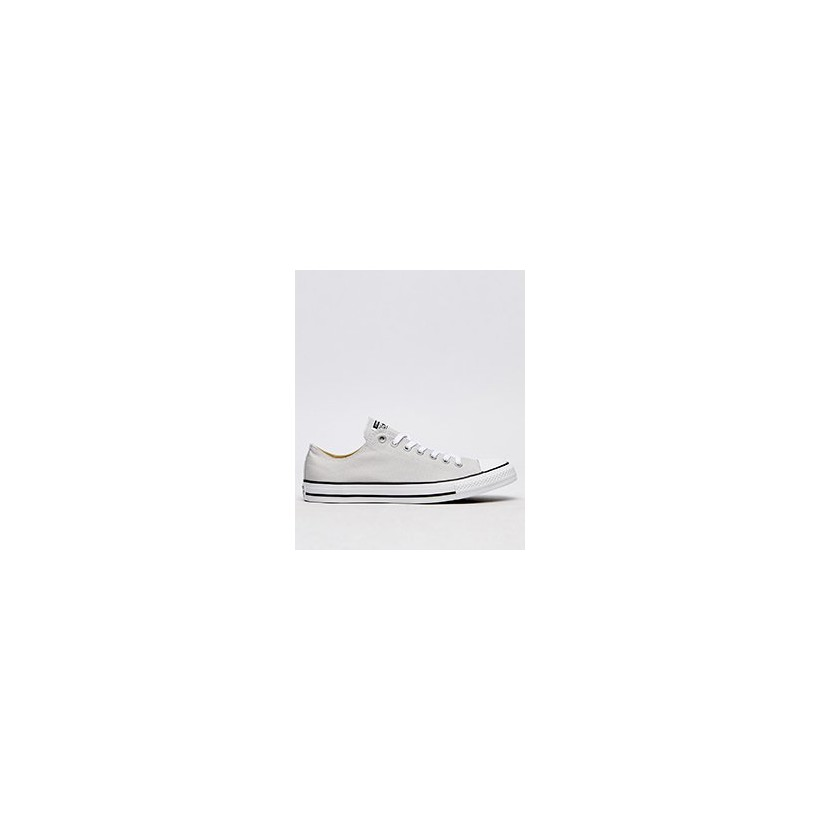 Chuck Taylor Lo-Cut Shoes in Mouse Grey by Converse