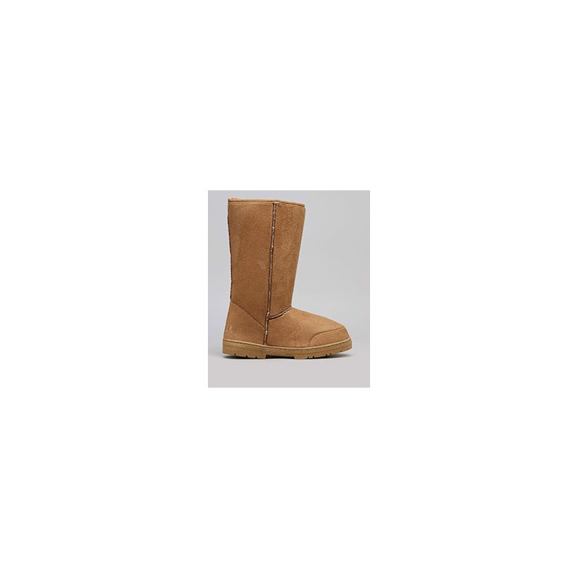Frenzy Ugg Boot in Dark Sand by Dexter