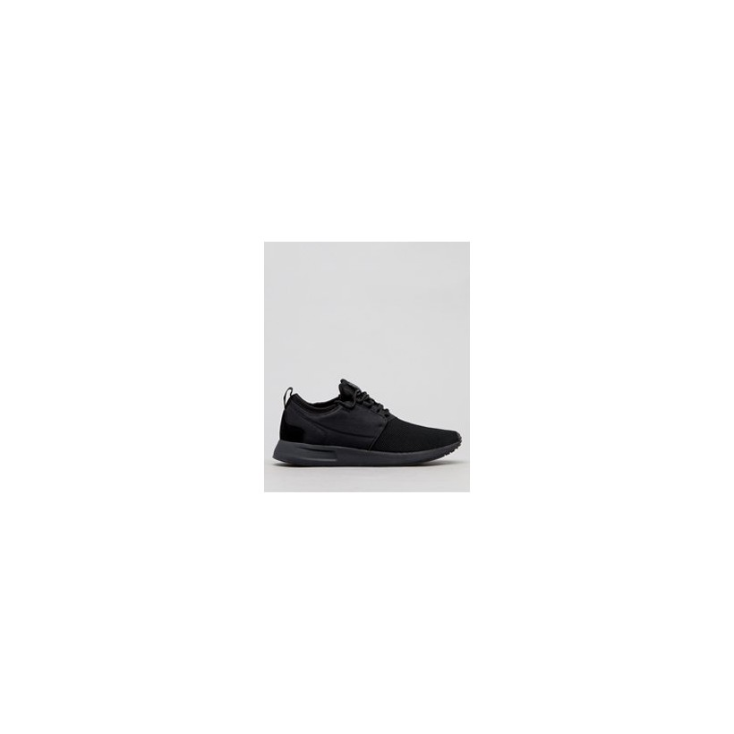 Bromley Shoes in Black/Black by Lucid