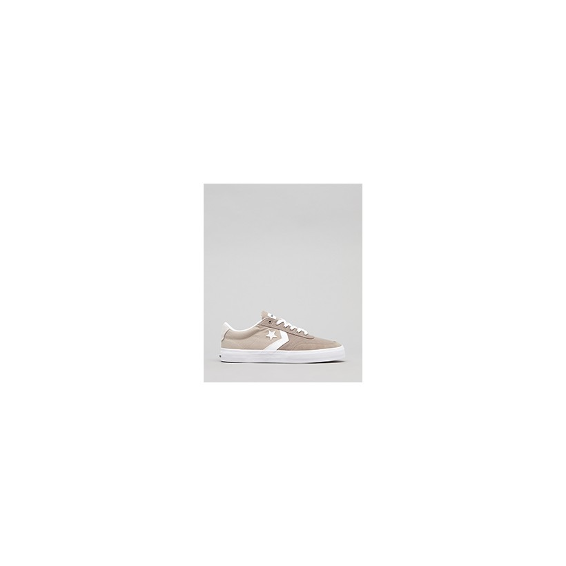 """Courtlandt Sneakers in """"Papyrus/Sepia Stone/White""""  by Converse"""