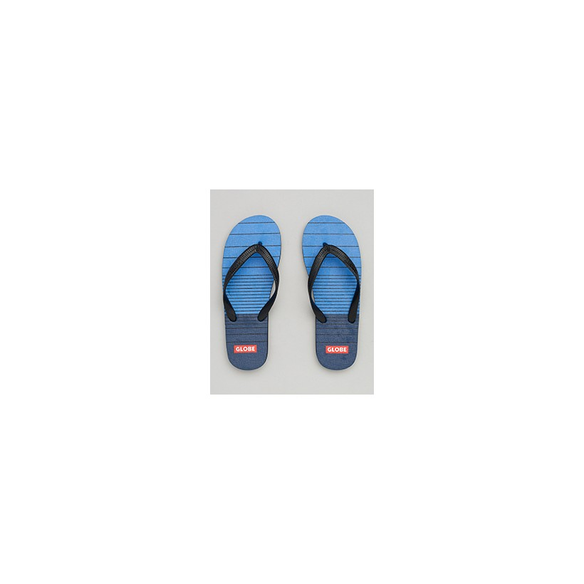 "Indy Thongs in ""Dark Blue/Blue""  by Globe"