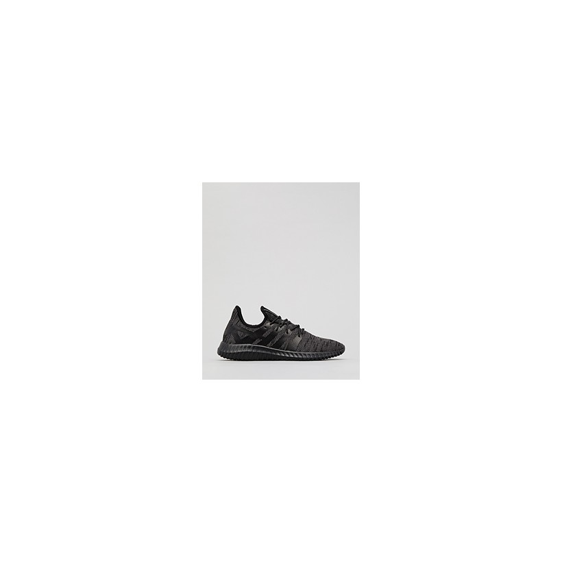 "Halifax 2 Shoes in ""Black/Black/Grey""  by Lucid"