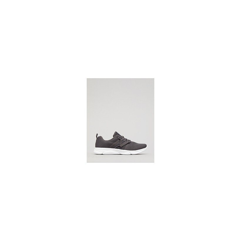 """Standard Shoes in """"Dark Grey/White""""  by Lucid"""