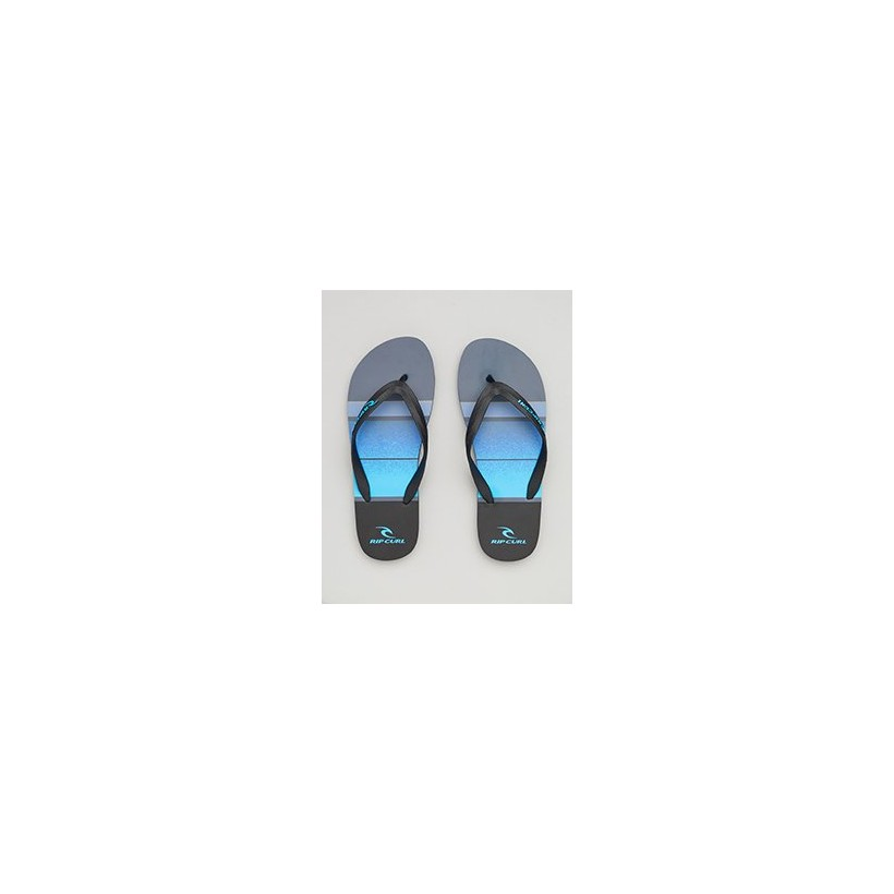Clear Water Thongs in Navy/Blue by Rip Curl