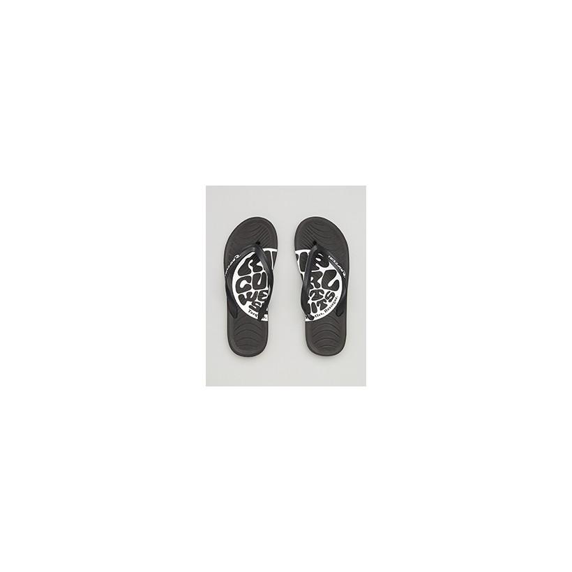 """Snapper Plus Thong in """"Black/White""""""""Black/Blue""""""""Black/Grey""""  by Rip Curl"""