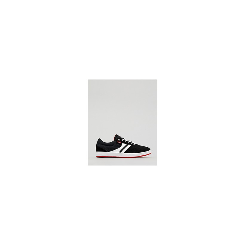 "Empire Shoes in ""Black/White/Milou""  by Globe"