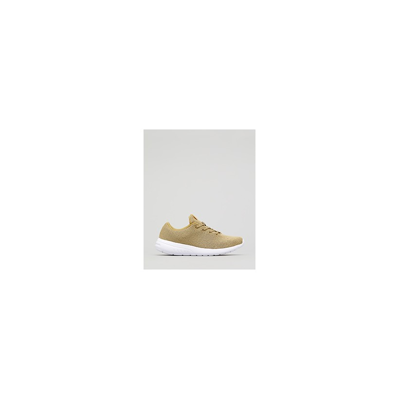 """Stamford Shoes in """"Sand/White/Knit""""  by Lucid"""