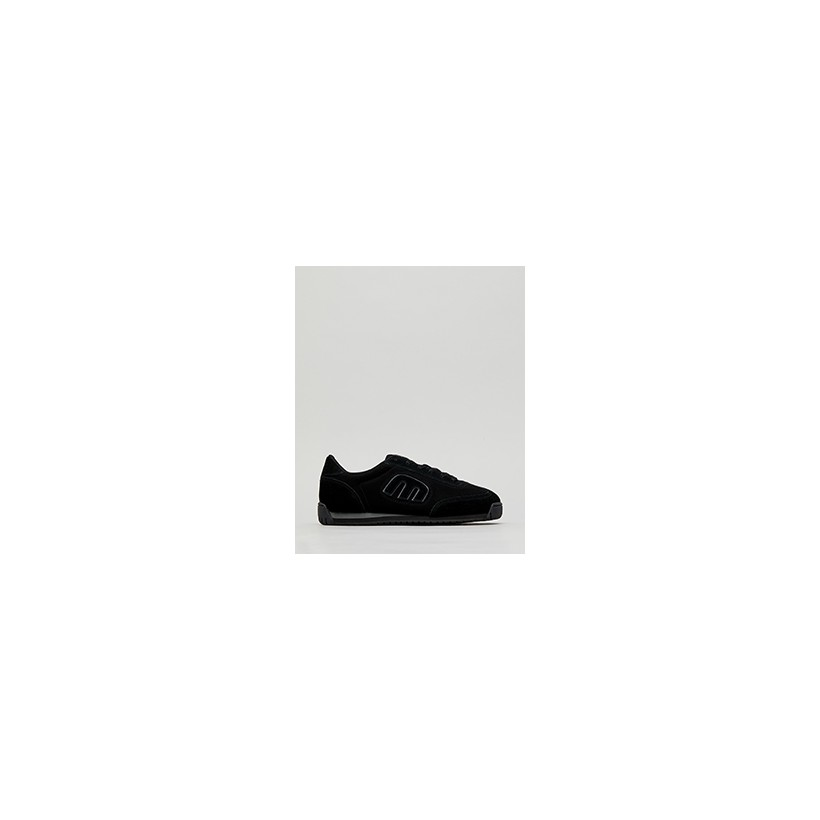 """Lo Cut 2 Shoes in """"Black Raw""""  by Etnies"""