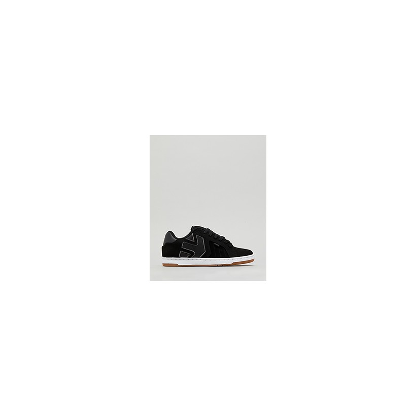 """Fader 2 Shoes in """"Black/White/Gum""""  by Etnies"""