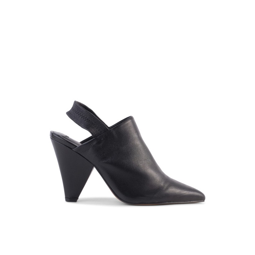 Celene - Black by Siren Shoes