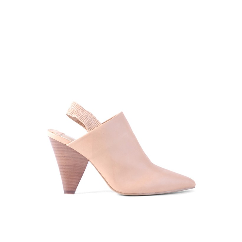 Celene - Camel by Siren Shoes