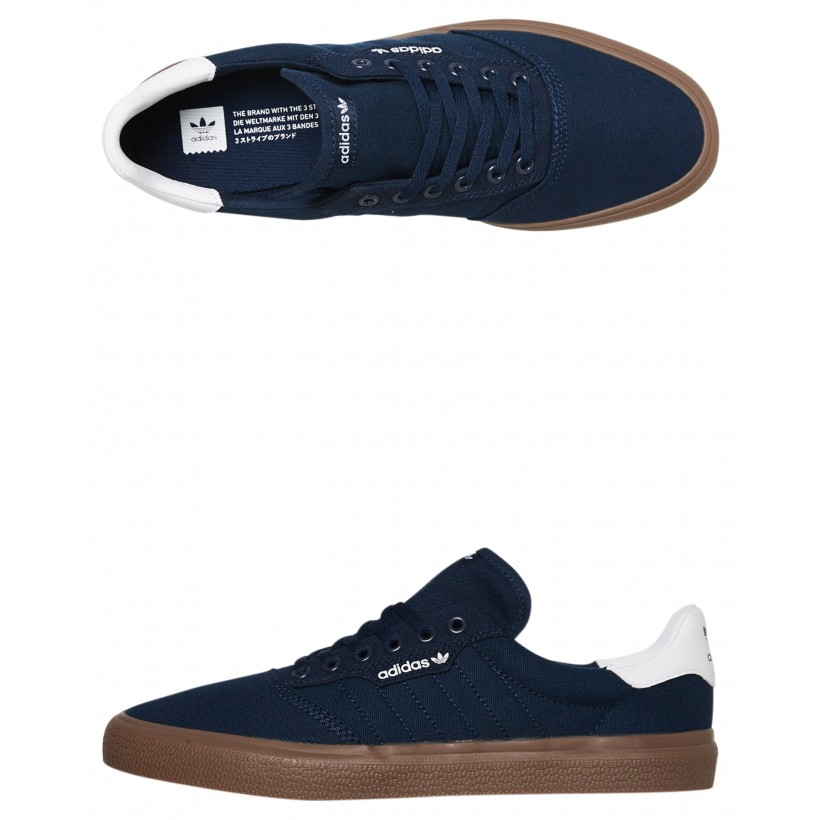 3Mc Shoe Collegiate Navy