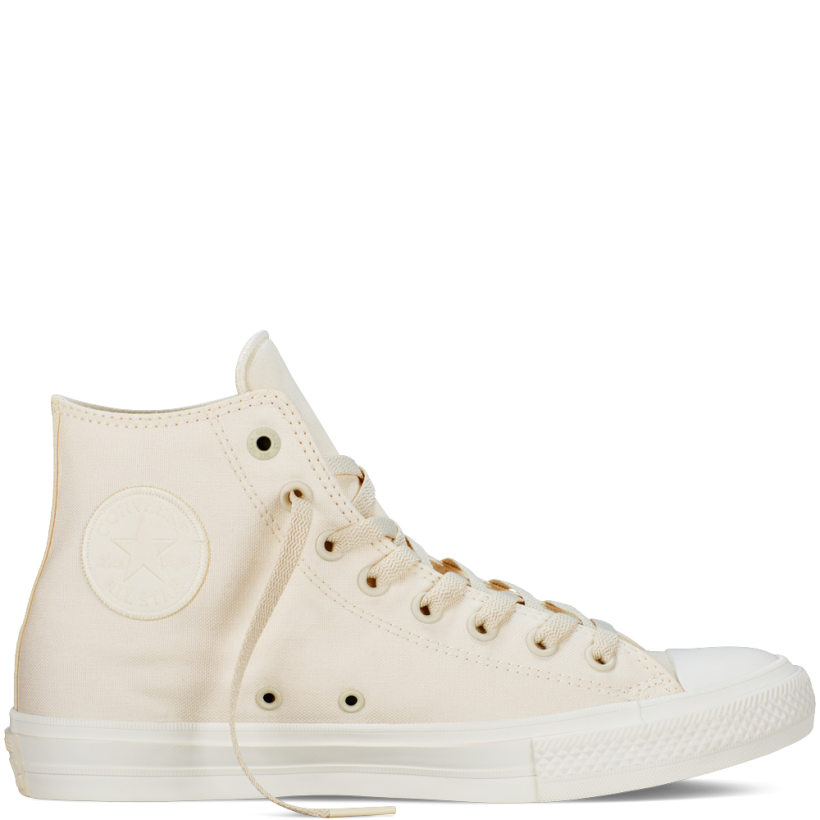 Chuck Taylor All Star II High Top Parchment