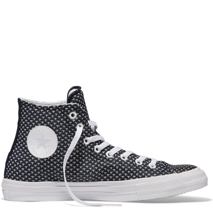 Chuck Taylor All Star II Festival Knit High Top Obsidian Blue