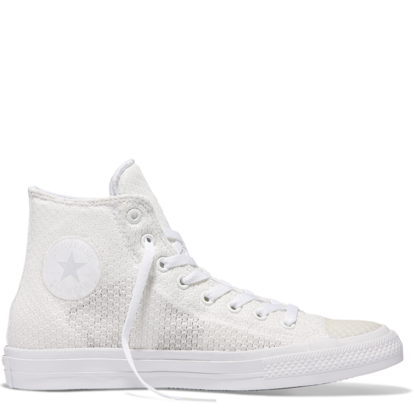Chuck Taylor All Star II Festival Knit High Top White