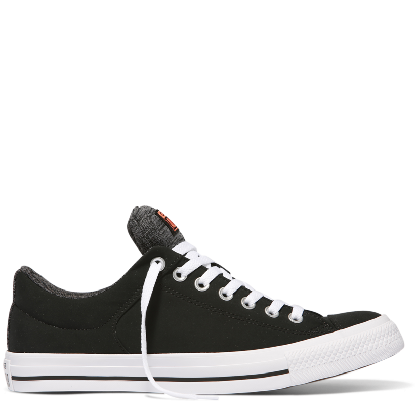 Chuck Taylor All Star High Street Low Top Black