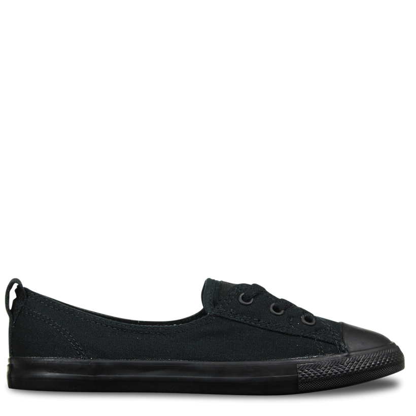 Chuck Taylor All Star Dainty Ballet Low Top Black Mono