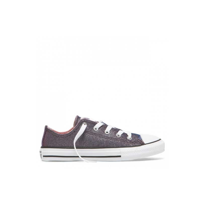 Chuck Taylor All Star Space Star Junior Low Top Coastal Pink