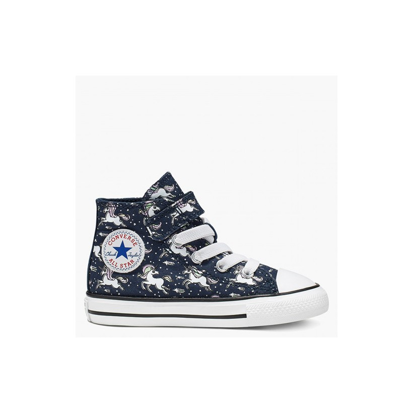 Chuck Taylor All Star Unicorns 1V Toddler Low Top Navy