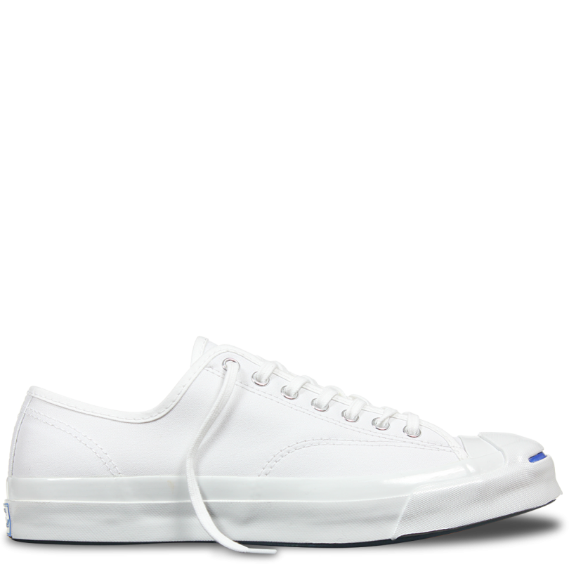 Jack Purcell Signature Low Top White