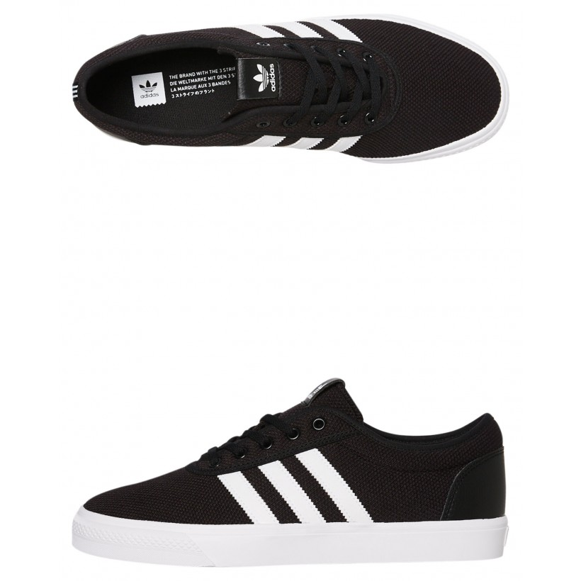 Mens Adi Ease Shoe Core Black