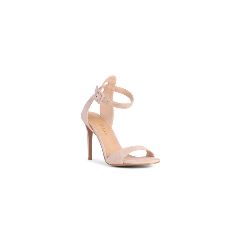 Didier - Seashell Kid Suede by Siren Shoes