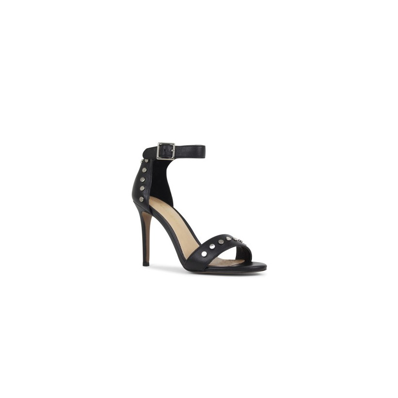 Dimple - Black Kid by Siren Shoes