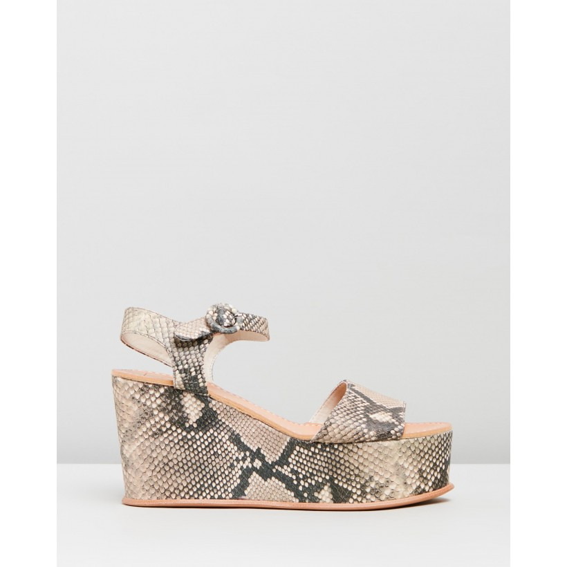 Datiah Snake Print by Dolce Vita