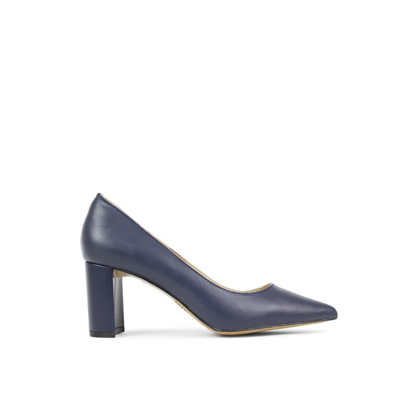 Envy - Navy Kid by Siren Shoes