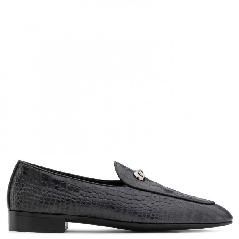 Archibald Classic - Black - Loafers By Giuseppe Zanotti