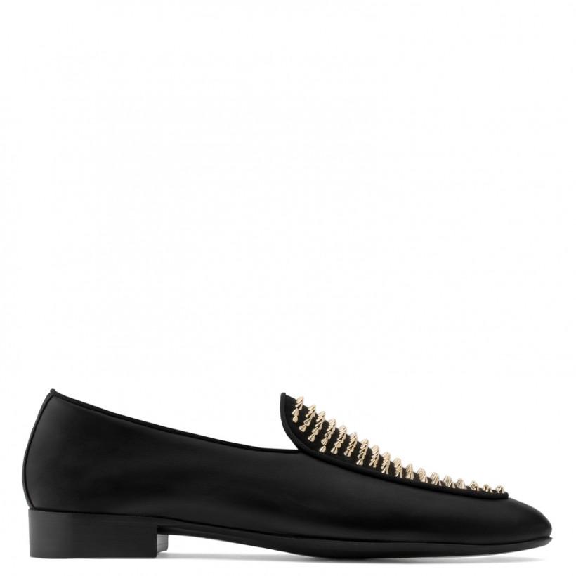 Denis - Black - Loafers By Giuseppe Zanotti