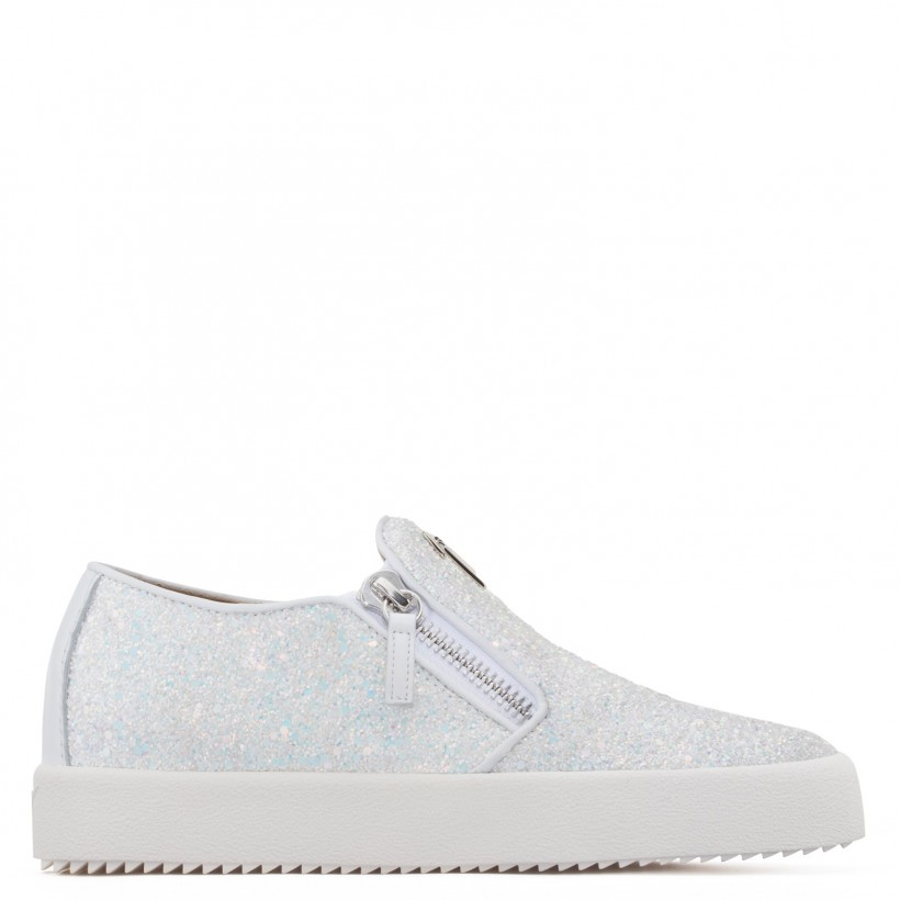 Eve - White - Low Tops By Giuseppe Zanotti