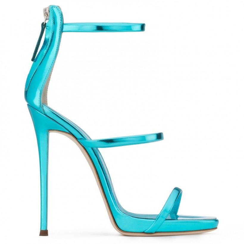 Harmony - Green - Sandals By Giuseppe Zanotti