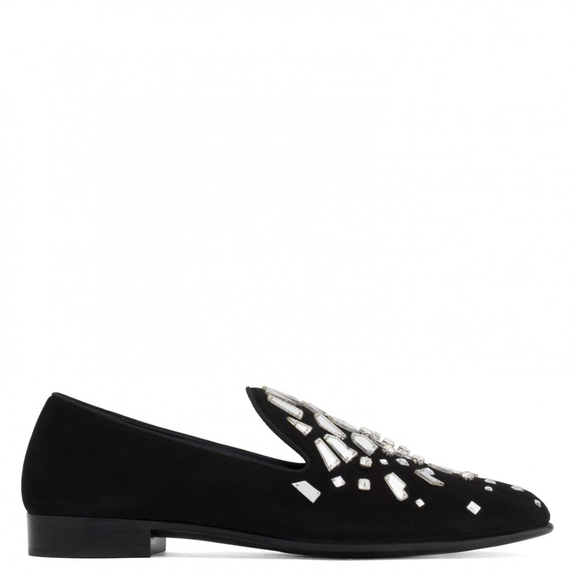 Reflect - Black - Loafers By Giuseppe Zanotti