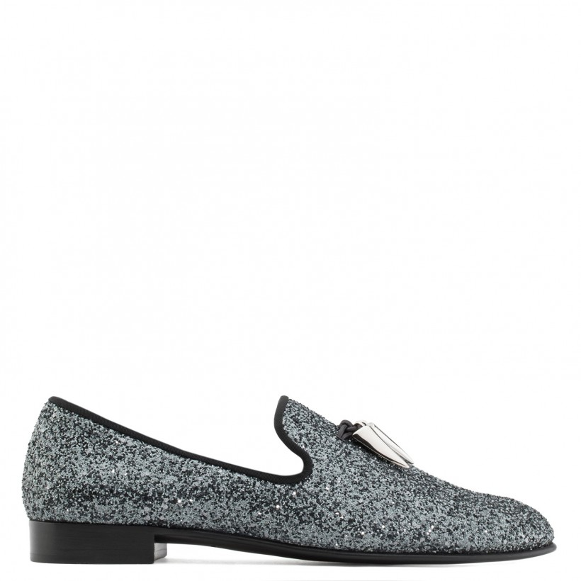 Spacey - Black - Loafers By Giuseppe Zanotti