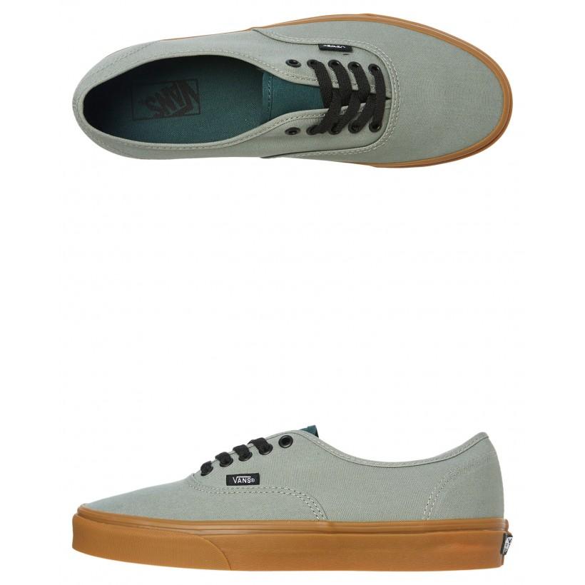 Mens Authentic Shoe Green