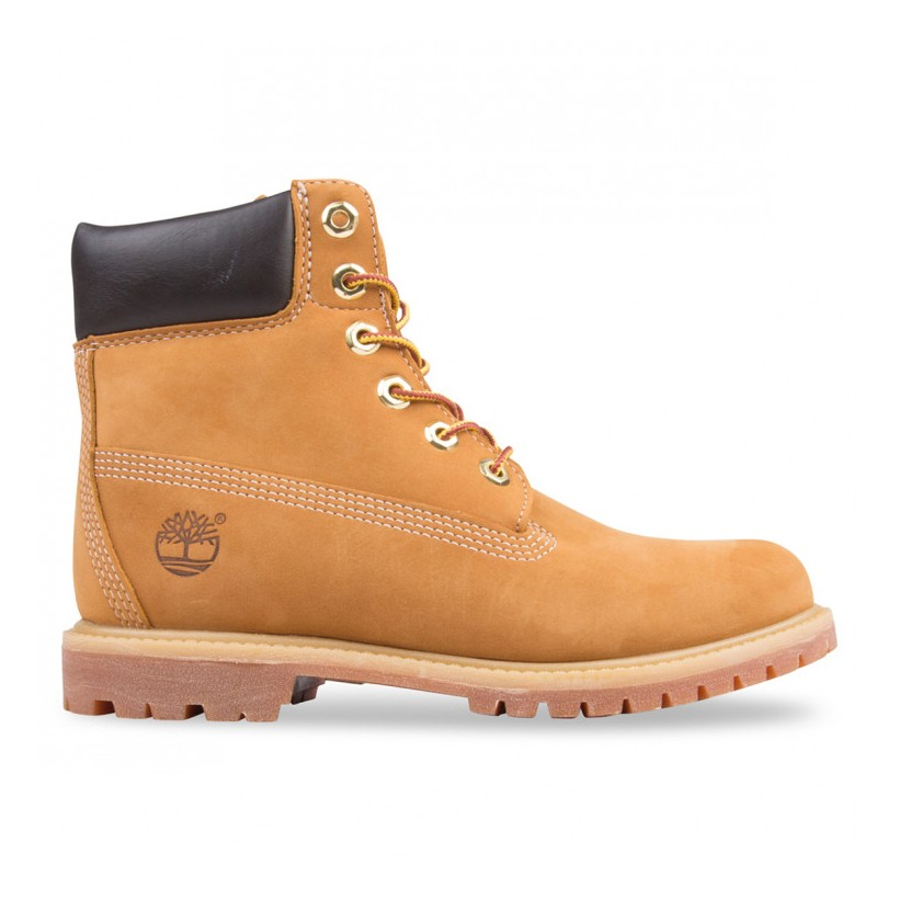 6 INCH PREMIUM BOOT Wheat Nubuck
