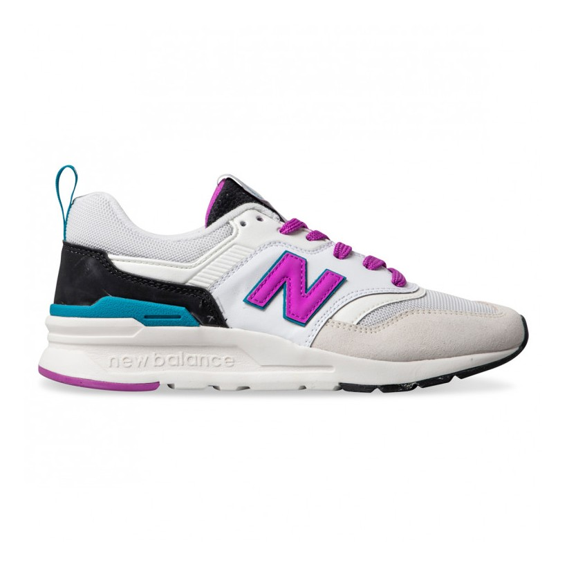 997H WOMENS White Purple