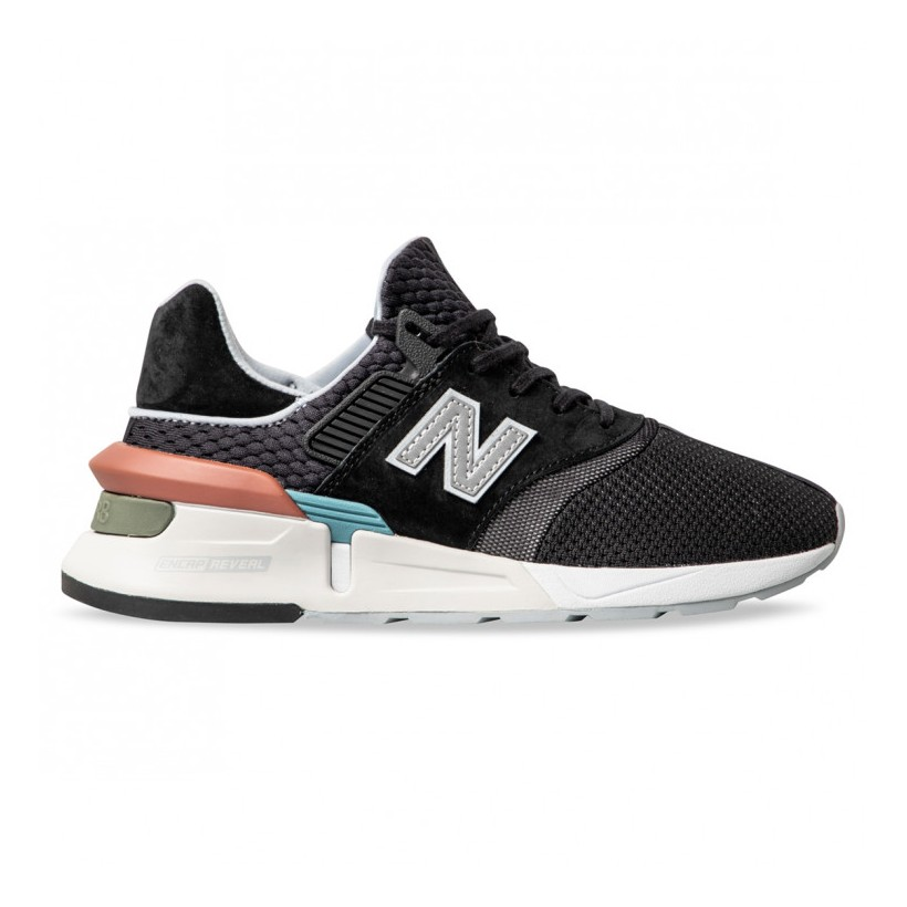 997S WOMENS Black Grey