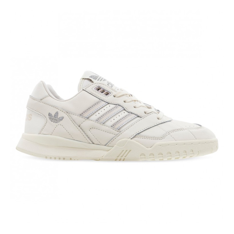 A.R. TRAINER WOMENS Off White Raw White Ecru Tint