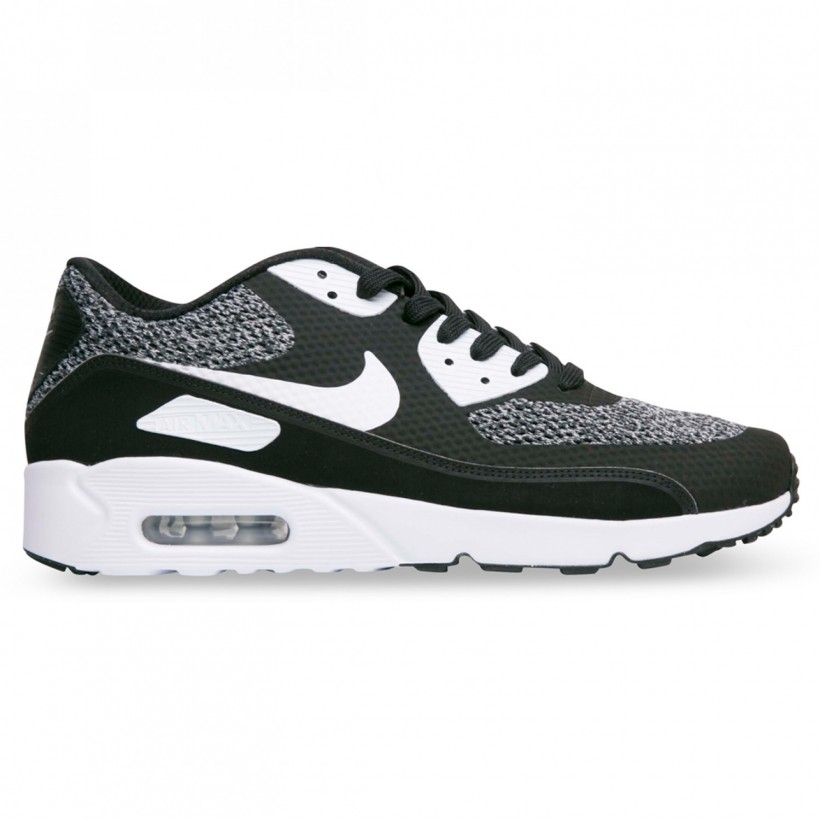 Disco Saco obra maestra  Black/White/Metallic Silver/Wolf Grey AIR MAX 90 ULTRA 2.0 ESSENTIAL |  ShoeSales