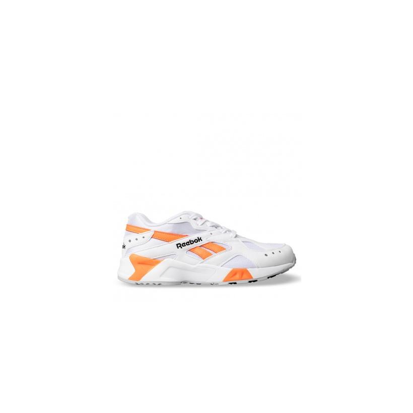 AZTREK White/Black/Solar Orange