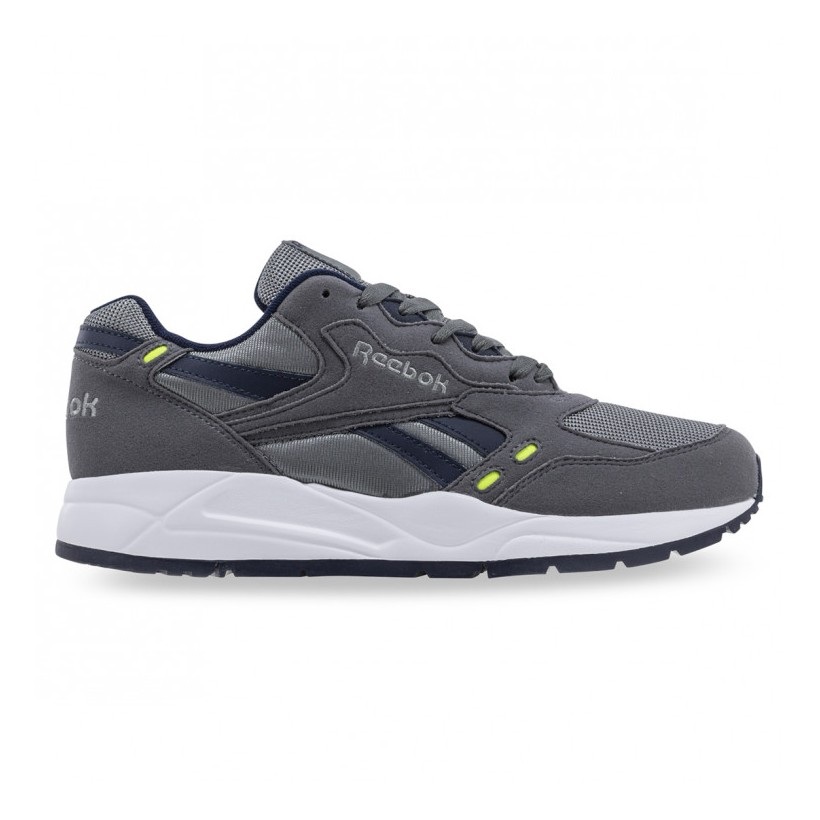 BOLTON True Grey Collegiate Navy Neon