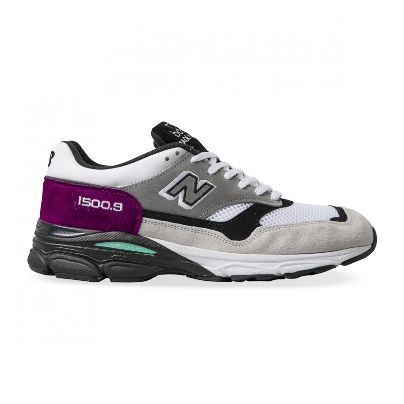 1500.9 MADE IN ENGLAND White Grey Purple Black