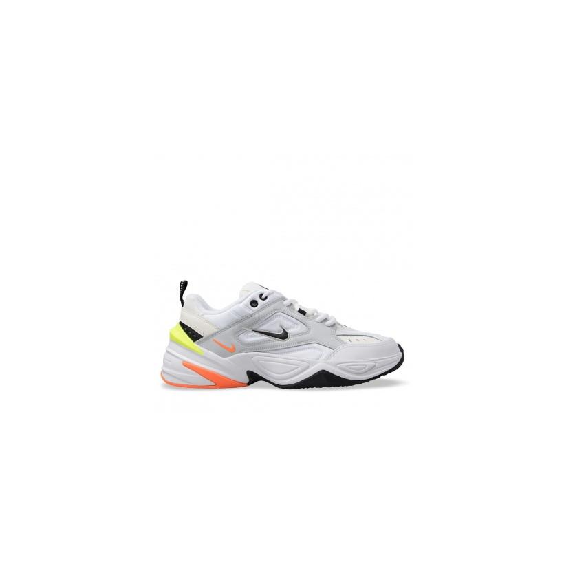 M2K TEKNO Pure Platinum/Black/Sail/White/Volt/Total Orange