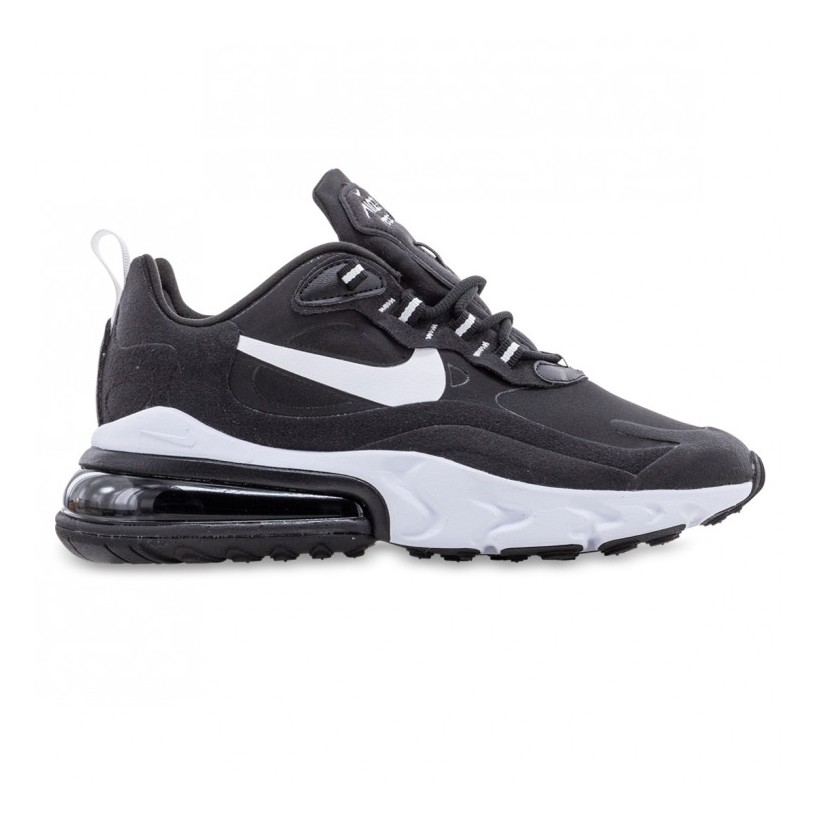 AIR MAX 270 REACT WOMENS Black White Black