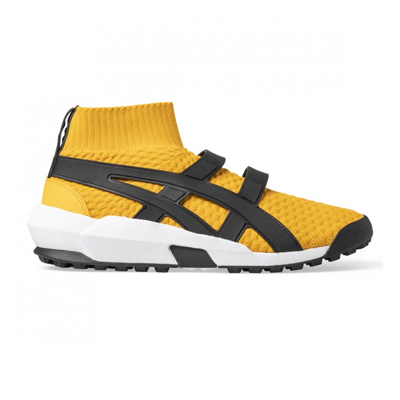 KNIT TRAINER Tiger Yellow Black